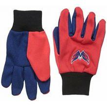 NFL Licensed Arizona Cardinals Snowflake Pom Tassel Knit Beanie