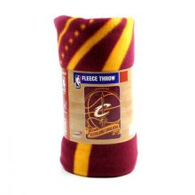 NBA Cleveland Cavaliers Established Fleece Throw Blanket