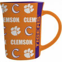 Clemson Tigers 15 Oz Line Up Repeater Mug