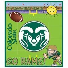 Colorado State Rams 24 Piece Youth Puzzle