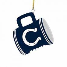 Indianapolis Colts Ceramic Mini Mug Ornament
