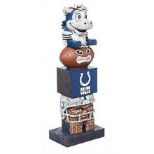 Indianapolis Colts Tiki Totem