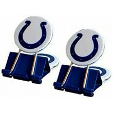Indianapolis Colts 2 Pack Multi Purpose Utility Clips