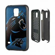 NFL Carolina Panthers Rugged Series Galaxy S5 Phone Case
