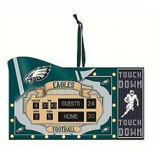 Philadelphia Eagles Team Scoreboard Ornament