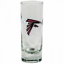 Atlanta Falcons Cordial 2 oz Shot Glass