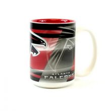 Atlanta Falcons 15oz Shadow Ceramic Mug