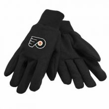 Philadelphia Flyers Black Utility Gloves