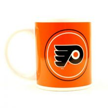 Philadelphia Flyers 11 Oz Ceramic Full Wrap Mug