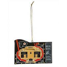 Philadelphia Flyers Team Scoreboard Ornament