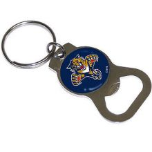 Florida Panthers Bottle Opener Keychain