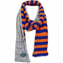 Florida Gators Light Gray Varsity Scarf