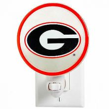 Georgia Bulldogs Logo Night Light