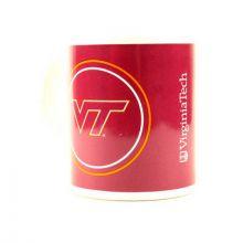 Virginia Tech Hokies 11 Oz Ceramic Full Wrap Mug