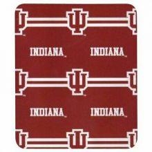 NCAA Indiana Hoosiers Floral Infinity Scarf