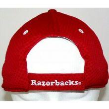 NCAA Officially Licensed University of Arkansas Razorbacks Embroidered Logo Slou