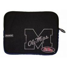 NCAA Licensed Neoprene IPAD/Tablet Sleeve (Ole Miss Rebels)