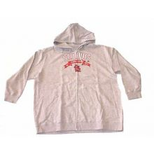 MLB Licensed St. Louis Cardinals Central Division Full Zippered Hooded Jacket (X