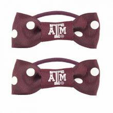 Texas A&M Aggies Striped Mittens