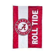 Alabama Crimson Tide Established Fleece Throw Blanket