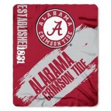 Alabama Crimson Tide Vertical Linen Fan Rules House Flag