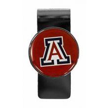 Arizona Wildcats Dome Money Clip
