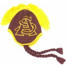 NCAA Officially Licensed Arizona State YOUTH Mohawk Beanie