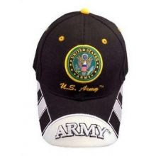 United States Army Bill Print Adjustable Hat