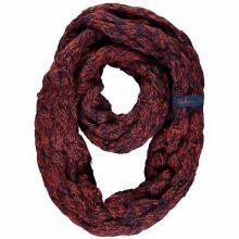 Auburn Tigers Chunky Duo Knit Infinity Scarf