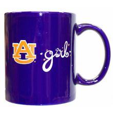 Auburn Tigers Blue Auburn Girl 120z Mug