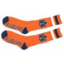 Auburn Tigers Tube Socks Orange