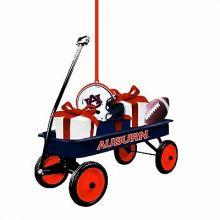 Auburn Tigers Team Wagon Ornament
