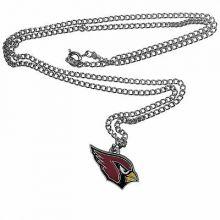 Arizona Cardinals Logo Chain Necklace