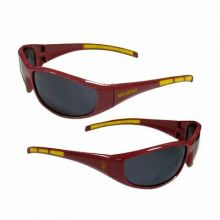 Arizona State Sundevils Wrap 3-Dot Sunglasses