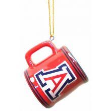 Arizona Wildcats Ceramic Mini Mug Ornament