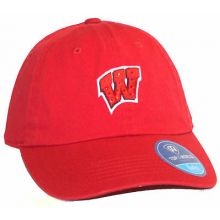 Wisconsin Badgers Ladies Radient Jeweled Hat