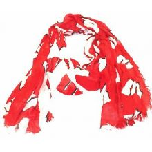 Wisconsin Badgers Split Logo Scarf