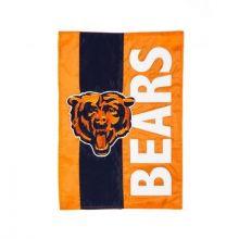 Chicago Bears Embellish Garden Flag