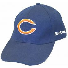Chicago Bears Classic Navy Adjustable Hat