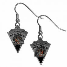 Cincinnati Bengals Pennant Dangle Earrings