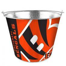 """Cincinnati Bengals """"Who Dey"""" 22 oz Slogan Tumbler"""