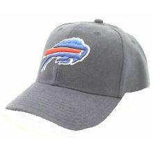 Buffalo Bills Bold Navy Adjustable Hat