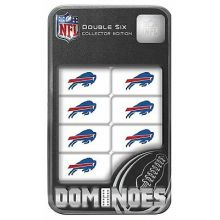 Buffalo Bills Collectors Edition Double Six Dominoes