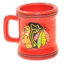 Chicago Blackhawks Mini Mug Shot Glass