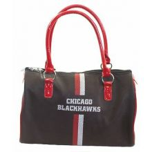 NHL Chicago Blackhawks  Satchel Purse Bag