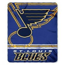 St. Louis Blues Cold Weather Knit Scarf and Glove Set