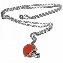 Cleveland Browns Logo Chain Necklace