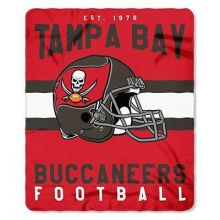 "Tampa Bay Buccaneers 50"" x 60"" Singular Fleece Throw Blanket"