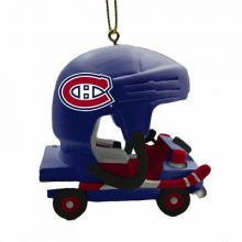 Montreal Canadiens Field Car Ornament