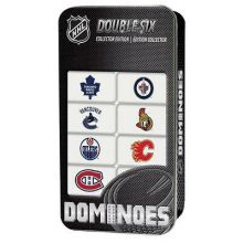 Canadiens Teams Collectors Edition Double Six Dominoes